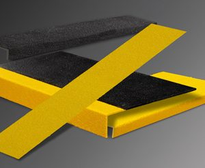 Anti-Slip FRP Fiberglass Step Covers & Walkway Panels