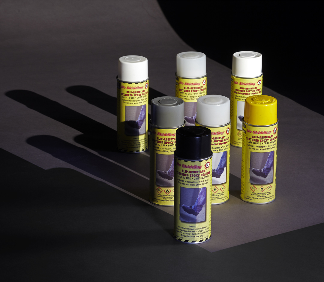 no skidding u00ae slip resistant textured aerosol epoxy spray