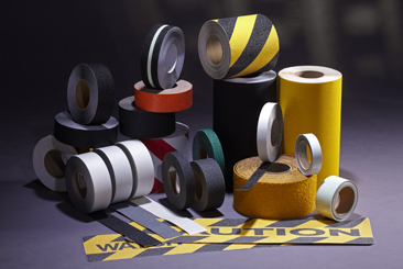 Anti-Slip Tapes & Safety Tapes