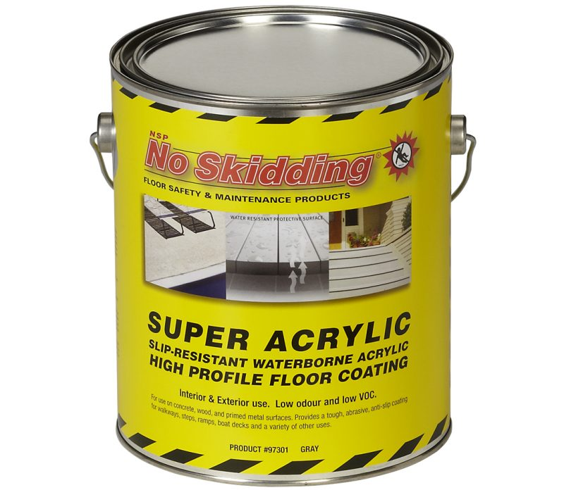 Anti Slip Floor Coating Non Skid Coating Slip Resistant